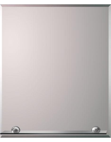 badspiegel mit ablage solo 2. Black Bedroom Furniture Sets. Home Design Ideas